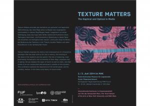 Texture_Matters_Programm